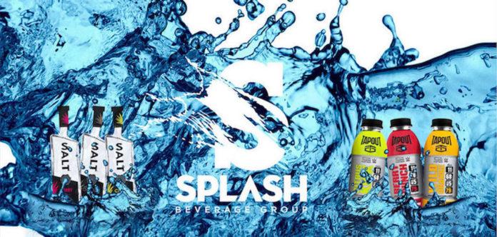 SBEV Splash Beverage Inc